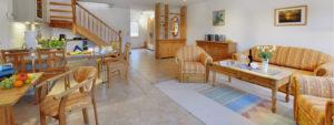 Störtebeker Appartements im Pferdehof in Ralswiek auf der Insel Rügen