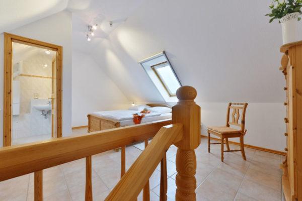 Zimmer der Ferienwohnungen im Pferdehof in Ralswiek auf Rügen